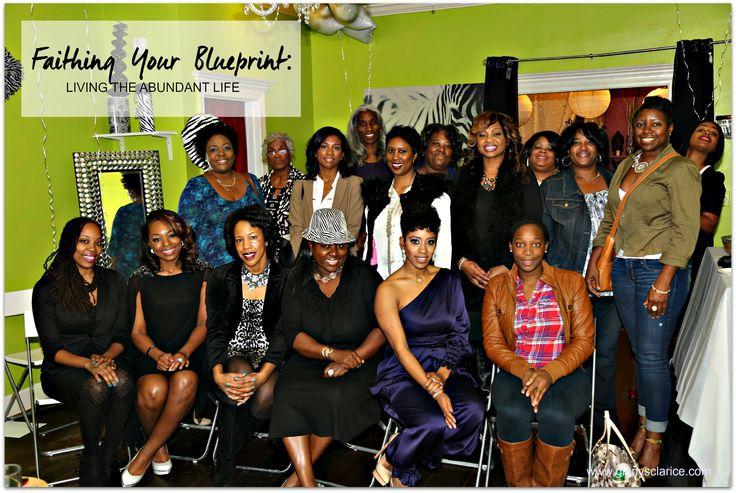 Faithing Your Blueprint: Living the Abundant Life [Event Recap]
