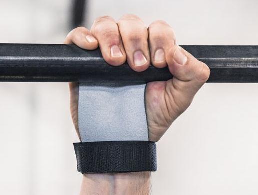 Tire hacia arriba de guante/Barbell grip/CROSSFIT AGARRE/PROTECTOR de PALMA/Guantes de Levantamiento de pesas/PULL UP GRIP/agarre gimnasia/NPGL