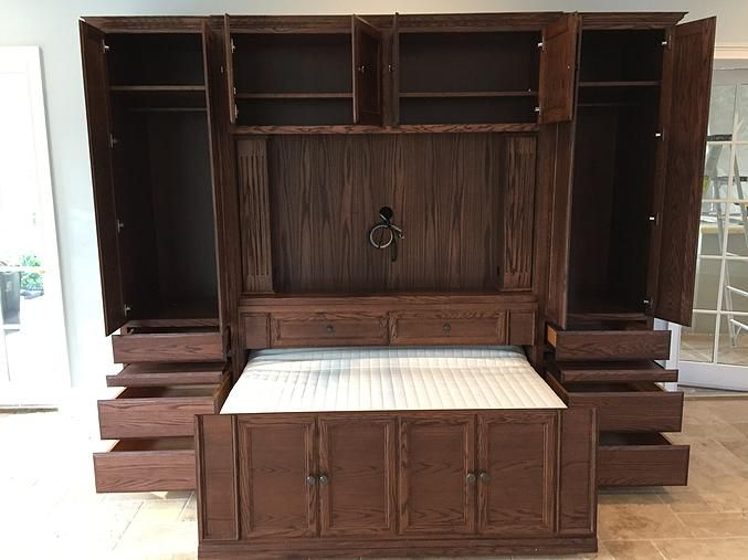 Zoom-Room Murphy Beds - remote controlled Murphy Beds and traditional Murphy Beds.