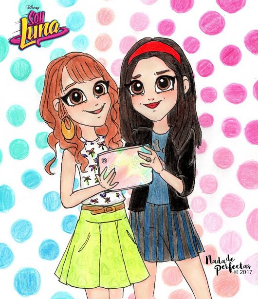 Souvent 41 best Soy Luna images on Pinterest | Disney art, Drawing and  NH38