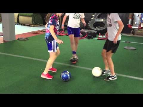 Soccer Foot Work Drills