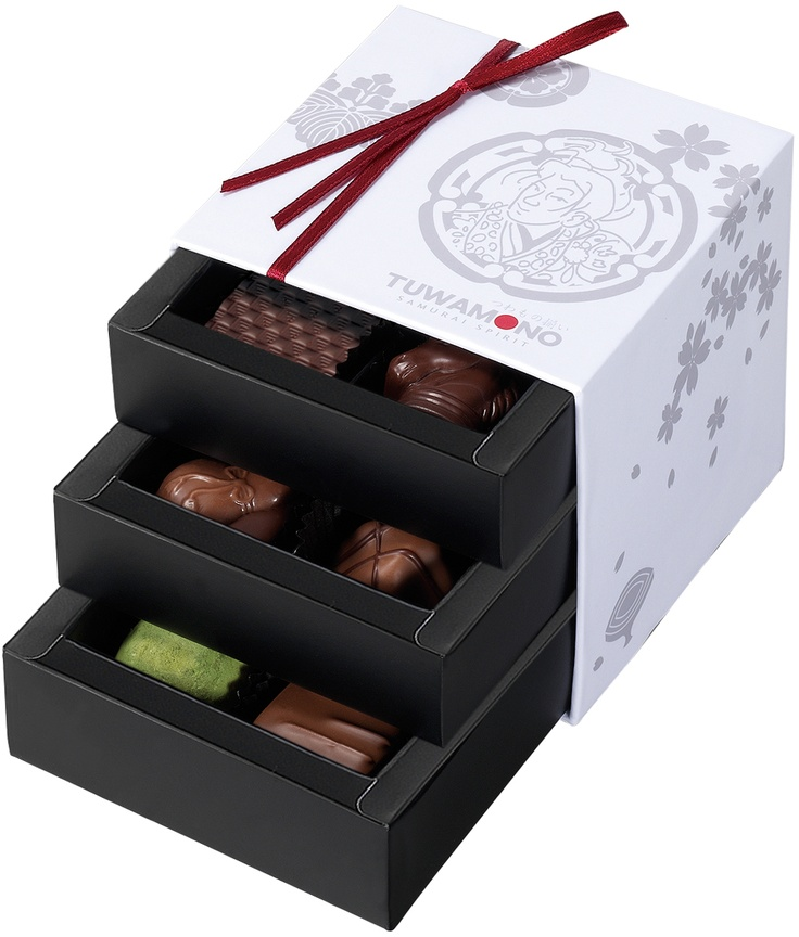 Tuwamono Chocolates...and it's chocolates!!!