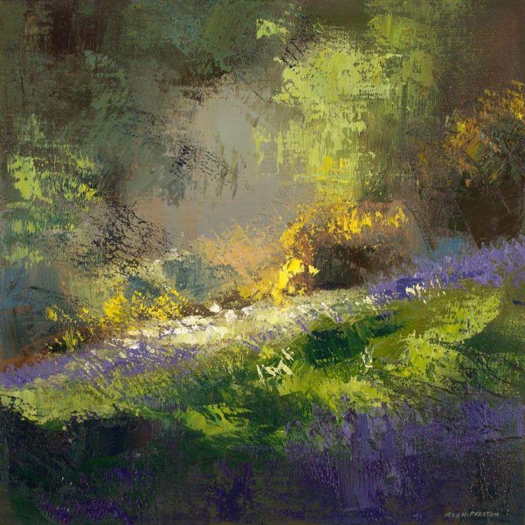 Rex Preston/ Spring Colours