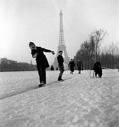 Paris 1945 - Robert Doisneau