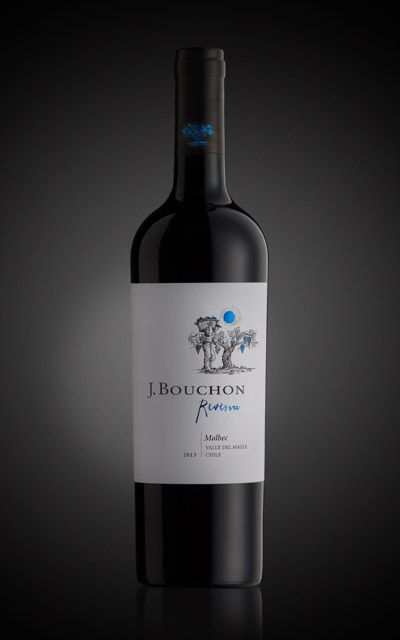 Red Wine J Bouchon Reserva