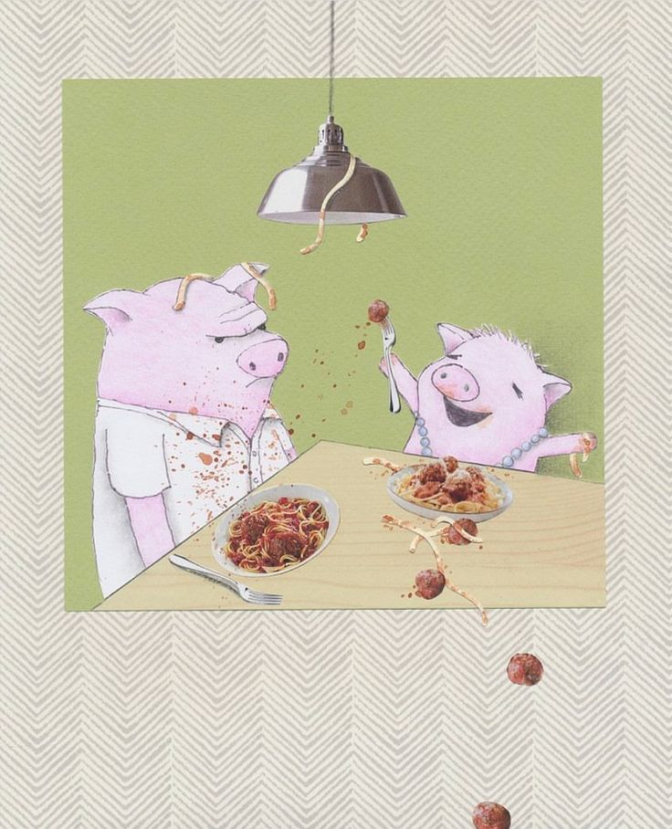 Papa Pig Doesn't Look Very Impressed - Michelle Maiden