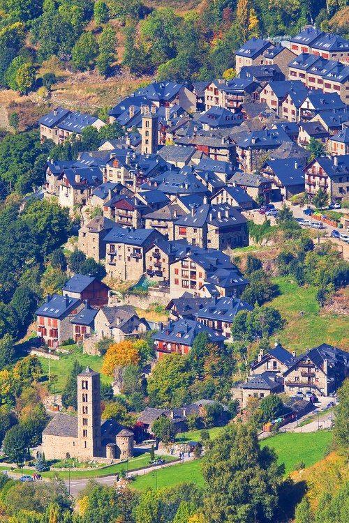 Beautiful City - Taüll, Lleida, Spain | Incredible Pictures.  Lerida-España