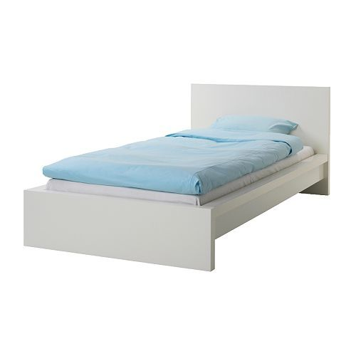 MALM Bedframe, laag - Sultan Lade - IKEA