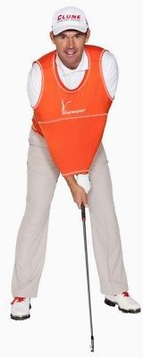 Other Golf Training Aids 14109: The Golf Swing Shirt Orange #6 210-240 Lbs Unisex Golf Training Aid Trainer -> BUY IT NOW ONLY: $69.99 on eBay!