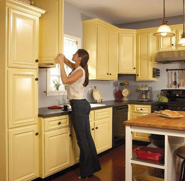 Best Paint For New Kitchen Cabinets: How To Paint Kitchen Cabinets