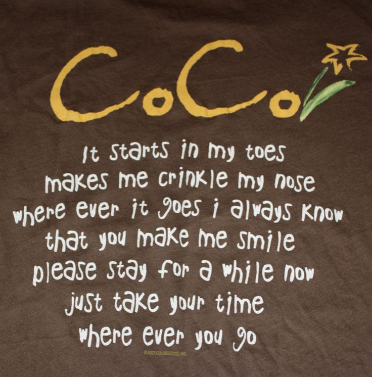 Colbie Caillat Official Merchandise - Colbie Caillat Bubbly Lyric in Brown : T-Shirt, $22.99 (http://shop.colbiecaillat.com/products/Colbie-Caillat-Bubbly-Lyric-in-Brown-:-T%2dShirt.html)