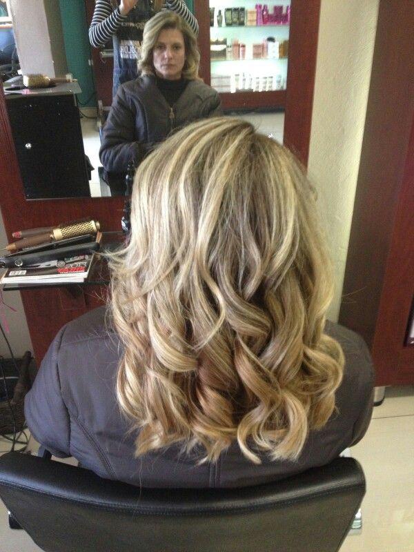 curls done by Mariè