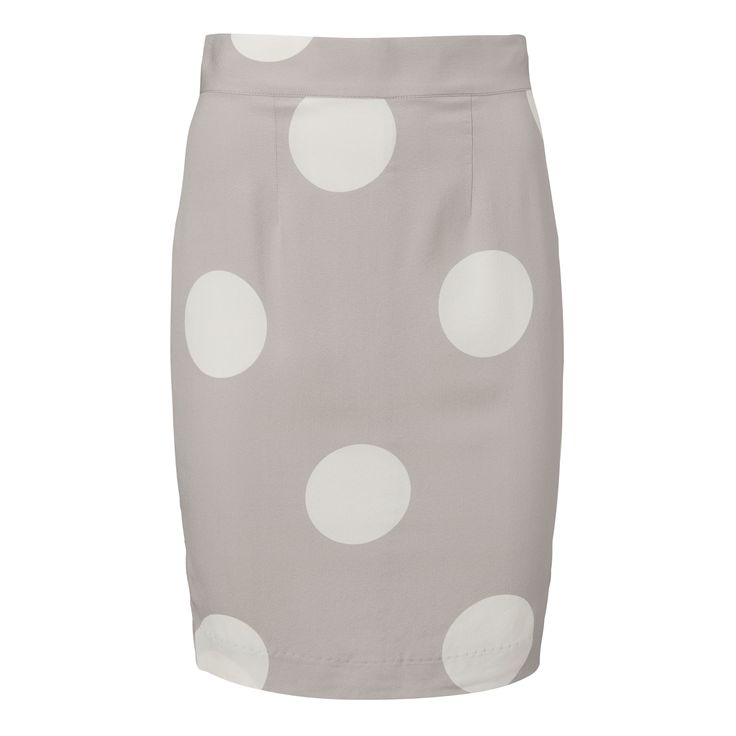 Oda pencil skirt - bomb print