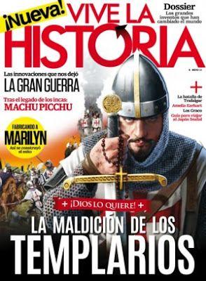 Revistas PDF En Español: Revista Vive la Historia España - Octubre 2015 - P...