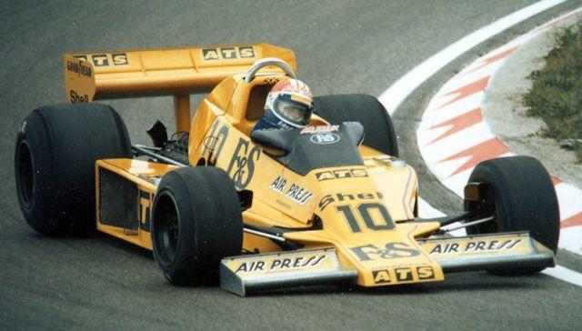 Michael BLEEKEMOLEN, ATS HS1 1978