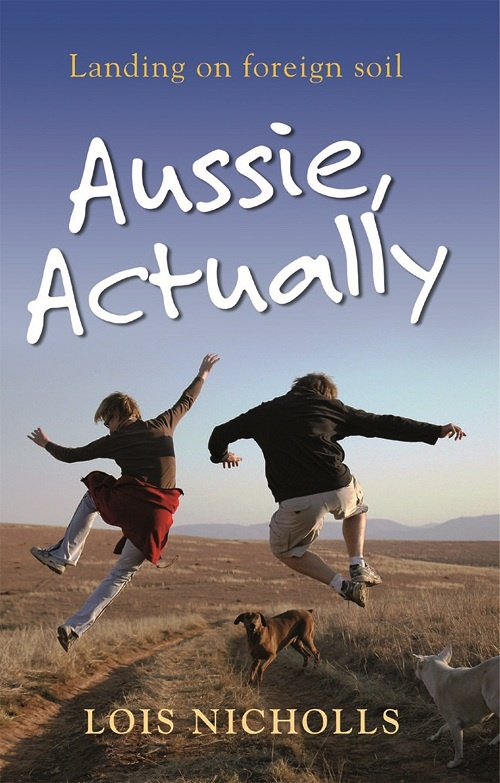 'Aussie, Actually' is an honest and humorous account of Lois Nicholls' new life on foreign soil – battling through endless Brisbane summers, the struggles to make new friends, coming to terms with leaving her family behind and understanding the quirks of living in Australia.