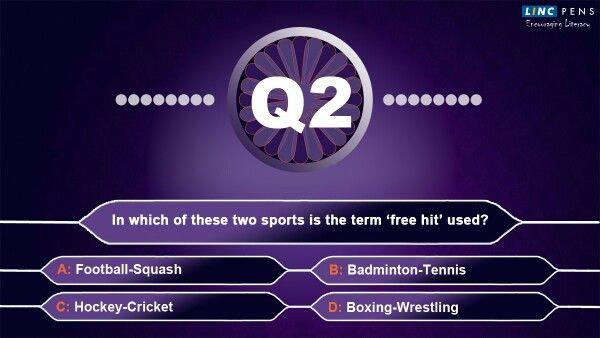 Next question answer is ___________. #KBC #Fan