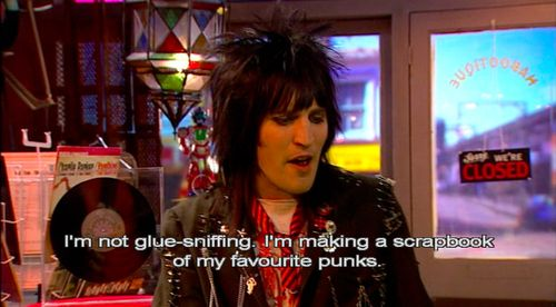 The Mighty Boosh!! <3