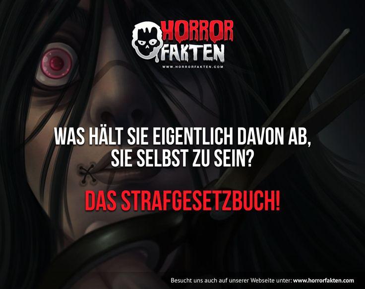 Isso oder? #horrorspruch