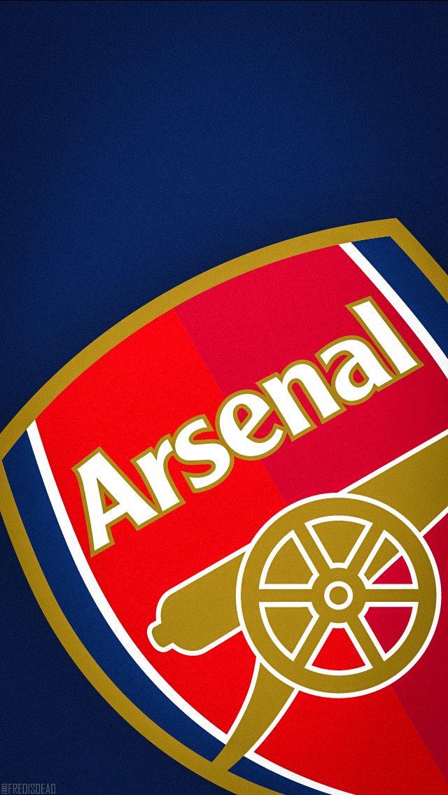 #Arsenal #Wallpaper #LockScreen #HomeScreen #iPhone5 #640x1136 #Logo #Crest #Gunner #Gooner #FredIsDead