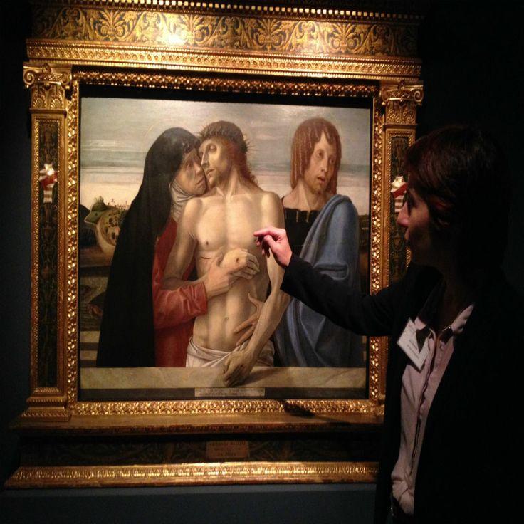 Apertura notturna della Pinacoteca di Brera  #ndm14 #ndm14italia #milano