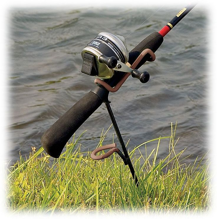 22 best rod holder images on pinterest fishing fishing for Bass fishing poles