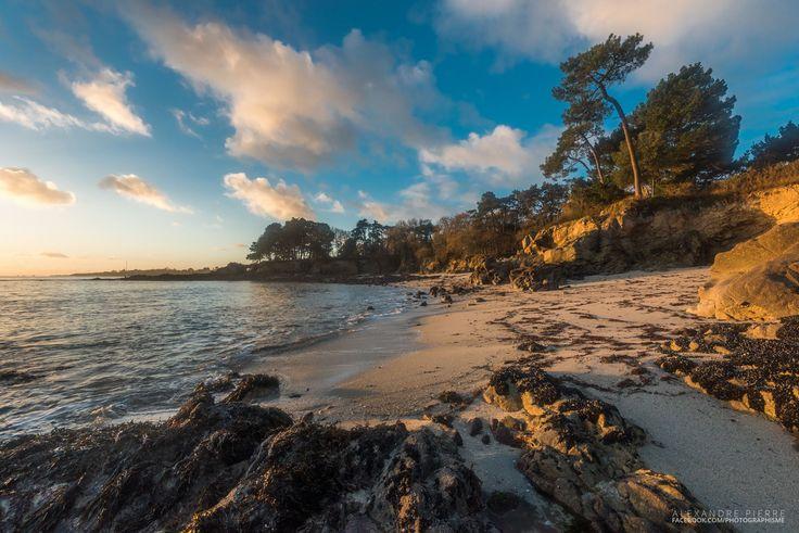 Bretagne zoals je haar nog nooit gezien hebt! Een 23-jarige Breton maakte in 3 maanden 20.000 foto's van de regio voor voor deze spectaculaire time-lapse video.