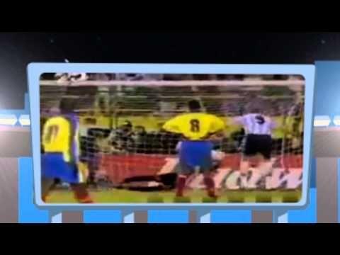 Conjunto colaboración Carlos Rene Sossa Gallego (Copa América 2015) #LeTengoElDato