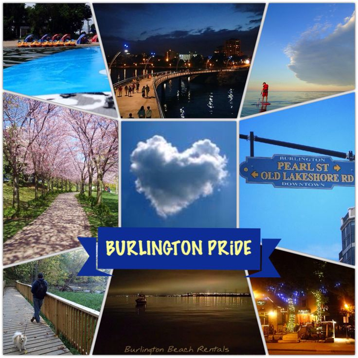 We ❤️ Burlington!