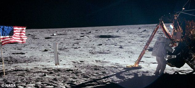 Shy Neil Armstrong snubs Nasa's Moon landing 40th anniversary party