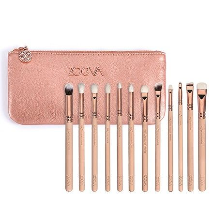 eye brush set, doesn't have to be this one, but i like the colours of this set