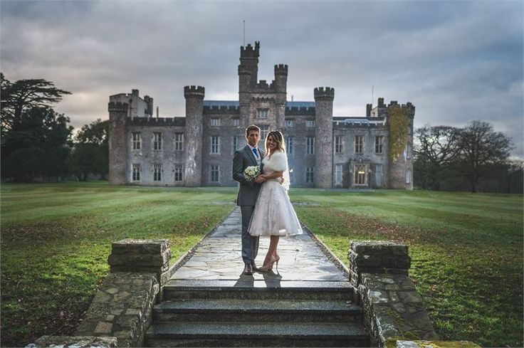 Hensol Castle is the perfect wedding venue for brides who dream of the classic fairy tale wedding