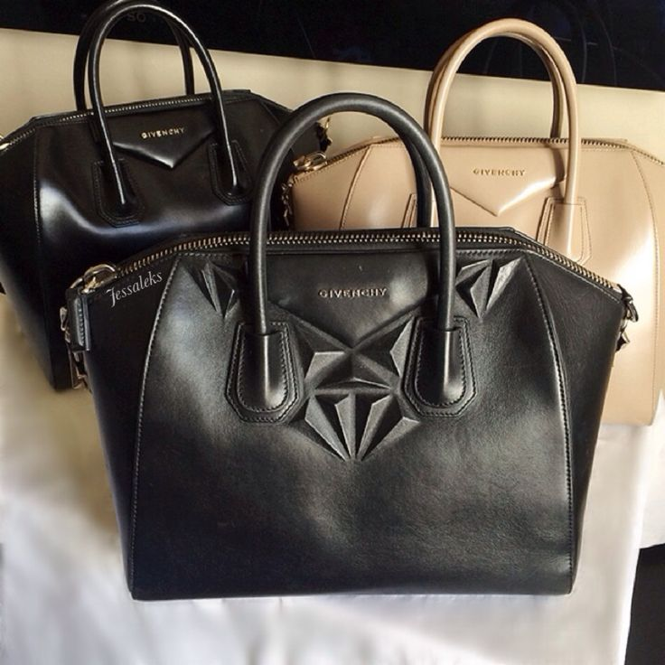 Givenchy glam bags!