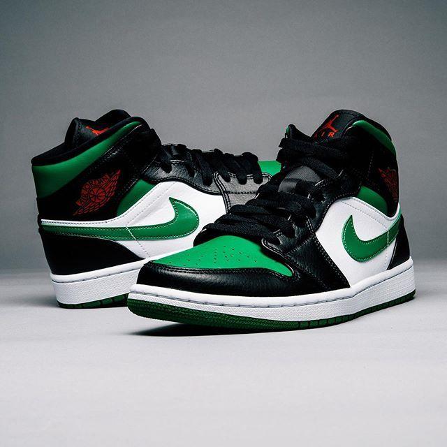 Surprisedrop Aj1 Mid Pine Green Nike Air Jordan Nike Air Air Jordan