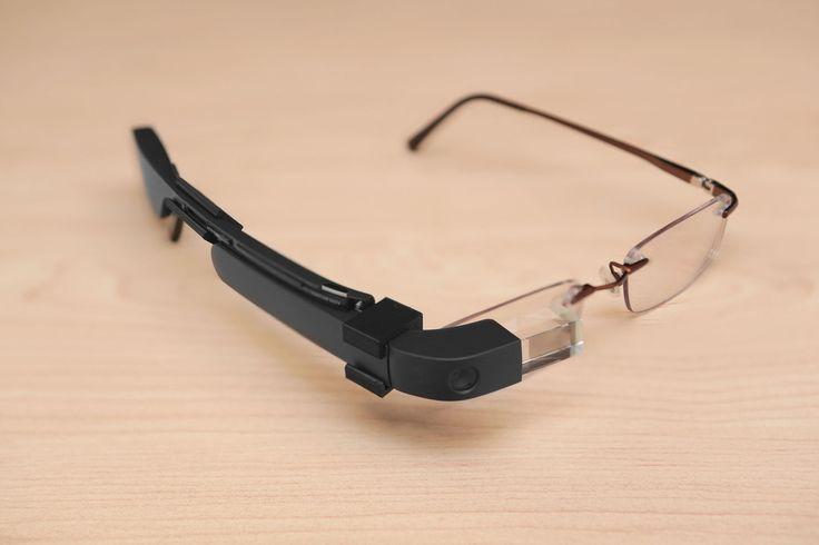 Druk 3D przemienia okulary w Google Glass - http://rp3d.pl/druk-3d-przemienia-okulary-w-google-glass