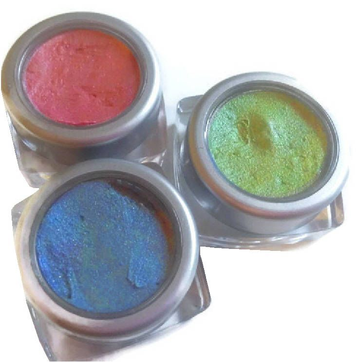 Highlighter Luminizer Unicorn Mermaid Rainbow Natural by MommaBNaturals on Etsy