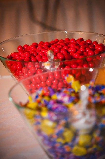 Candy Bar @ reception - by Destiny Photography