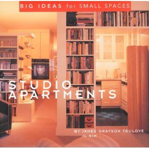 Studio Apartments Big Ideas For Small Spaces By James Trulove Il Kim RDNY