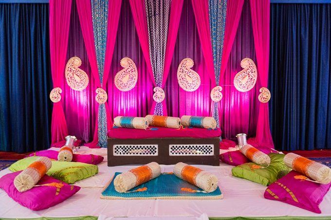 Mehendi Wedding Decor - #mehendidecor #decor #wedmegood
