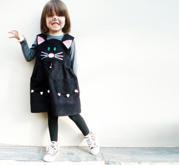 Sweet dresses at Wild Things etsy store. Oh for a girl