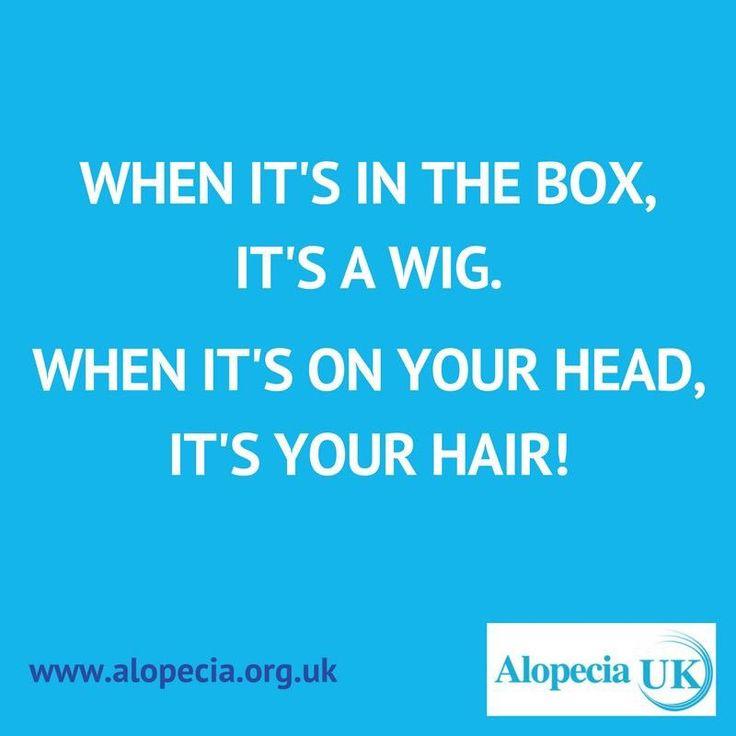 We love this! Alopecia_UK (@Alopecia_UK) | Twitter
