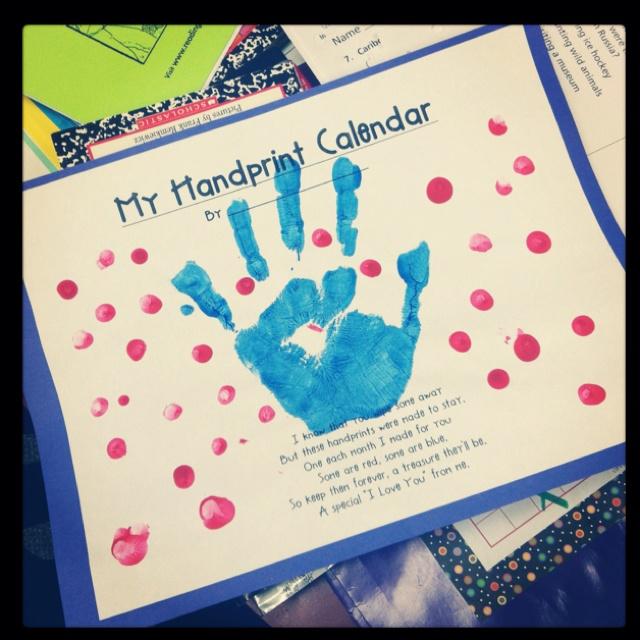 Calendar Poems For Kindergarten : Thanks to another fellow pinterest teacher we are making