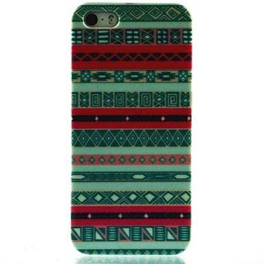 EUR € 1.83 - vintage aztec ananas patroon harde koffer voor iPhone4 / 4s, Gratis Verzending voor alle Gadgets!