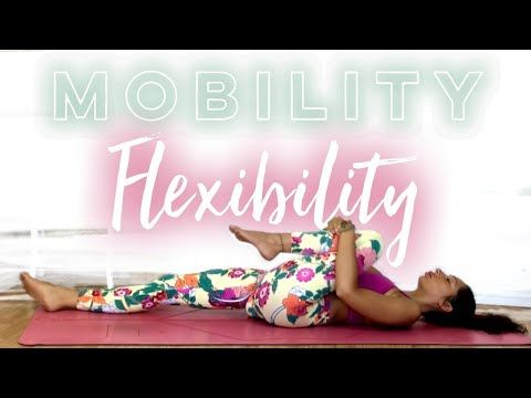 Yin Yoga For Hip Mobility And Flexibility - YouTube   Health