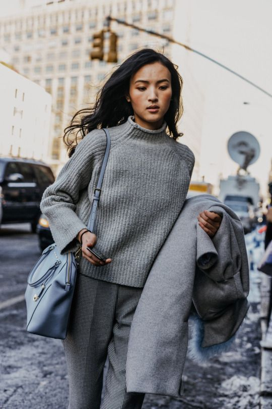 Model Street Style: Luping Wang