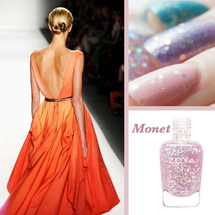 Zoya Awaken Monet #zoyaoje #tırnak #nail #fashion #nailcolors #nailart #moda #shoes #bags #dress #zoyaturkiye #jewerly #kadın #style #jacket #skirt #bag #küpe #ayakkabı #elbise