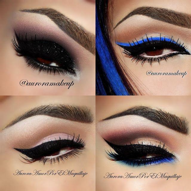 Make up, maquiagem, aurora