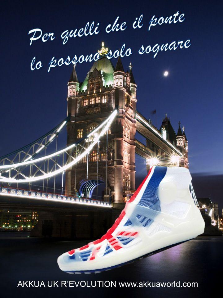 Per quelli che il ponte lo possono solo sognare...Akkua UK R'Evolution