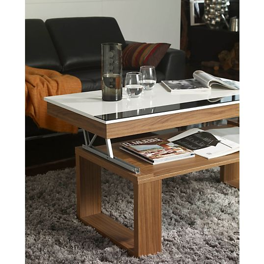 table basse qui se leve. Black Bedroom Furniture Sets. Home Design Ideas