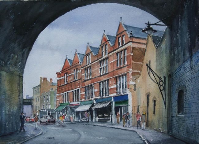 Stoney St. Borough, London. by peter french £185